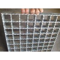 Quality Hot Rolled Serrated Steel Grating Galvanized Surface Light Weight wholesale