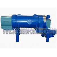 Quality PNX418 Horizontal  Automatic Decanter Centrifuge Used in Food and Chemical Applications wholesale