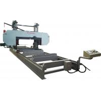 Quality Large timber cutting saw horizontal band sawmill machine in best selling carpentry wholesale