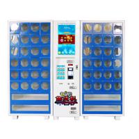 Quality Credit Card Beverage Vending Machines Milk / Drink Automatic Selling Machine wholesale