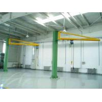 Quality Jib Cranes Free Standing Slewing with A Foundation of 3 to 5 Feet Deep Capactiy 10 ton lifting height 10 m wholesale