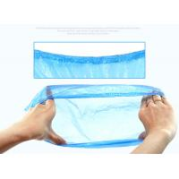 Quality CPE Plastic Surgical Shoe Covers / Disposable Shoe Protectors  Splash - Proof wholesale