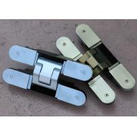 Buy cheap SG-HC4080 3D Concealed Adjustable Hinge 180 Degree Opening Invisible Door Hinges from wholesalers
