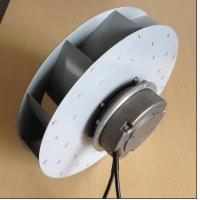 Quality Electric Power EC Industrial Centrifugal Blower With External Rotor Motor wholesale