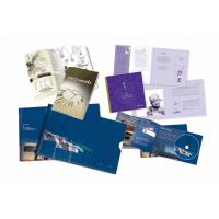 Quality binding free High Grade full color booklet with printing paper manual wholesale