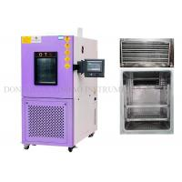 Quality Programmable Temperature Humidity Test Chamber , Environmental Chamber Humidity Control 0.5℃ Accuracy wholesale