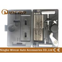 Quality Emergency Heavy Duty Car Tire Repair Kit , Car Tire Patch Kit With Digital Gauge wholesale