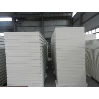 Quality 100 mm Thickness Wall Roof  PU Sandwich Panel for industrial building wholesale