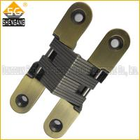 Quality cabinet door hinges concealed hinges 3D adjustable hinges hidden hinges  invisiable hinge wholesale