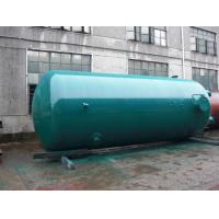 Quality 12 Ton Dual - Axle Super Insulation Vertical Air Compressor Tank Replacement wholesale