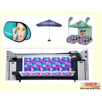 Buy cheap 2.0m Polyester Fabric Plotter T Shirt Printing Equipment Environment Ink from wholesalers