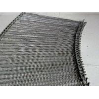 Cheap SS304 Spiral Conveyor Belt, Wire Diameter: 1.6mm, 25cm Rod Pitch, 24Inch Wide for sale
