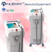 Quality Germany Laser Bar 808nm Diode Laser Hair Removal Machine For Deep Color Naevus wholesale