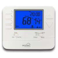 Quality 24 Vac Heat Pump Multi Stage Thermostat For Cooling And Heating wholesale