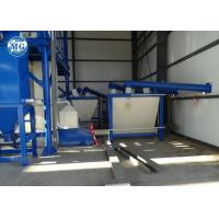 Quality Spiral Powder Screw Conveyor 4KW Power Concrete Continuous Running wholesale