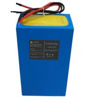 Quality Electric Bike lithium ion aa rechargeable battery 48v 20ah For High Capacity wholesale