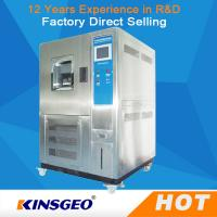 Quality Programmable Environmental Test Chambers With ISO / CE Certificate wholesale