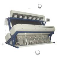 Quality Rice color sorter machine with 448 channels, color sorting for rice wholesale