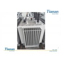 Quality Oil Type Three Phase Power Transformers Full Sealed With Low Temperature Noise wholesale