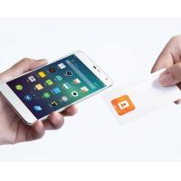 China Contactless NFC Smart Card For Access Control , Nfc Plastic Cards on sale