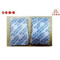 Quality Moisture - Proof Silica Desiccant Packs With Different Weight Per Pouch wholesale