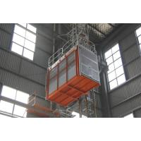 Quality 3.2 × 1.5 × 2.5m VFD Construction Lifts / Building Lifter High Reliability Euro Tech wholesale