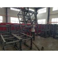 Quality Schneider Inverter FC Control Building Site Material Hoist About 3.2×1.4×2.2m 2000kg wholesale