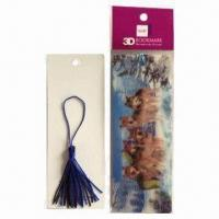 Quality High-quality Bookmarks, Wonderful 3D Depth Designs, Color More Fresh and Clear wholesale