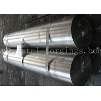 Quality SA182-F304 Stainless Steel Forging Bar Solution And Proof Machined wholesale