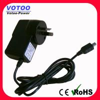 5V DC 2A switching Power Adapter with EU plug , external ac power adapter