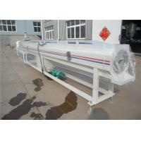 Quality Automatic Plastic Pipe Extrusion Line For PP-R Cool / Hot Water Pipe wholesale