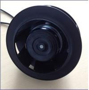 Quality SimilarEbm-Past EC Centrifugal Fans Air Purification 220mm Black wholesale