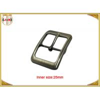 Quality Fashion Silver Plated Custom Zinc Alloy Metal Pin Belt Buckle / Tri Glide Buckle wholesale
