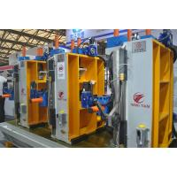 Buy cheap High precision/efficiency/intelligent industrial pipe making machine/galvanized from wholesalers