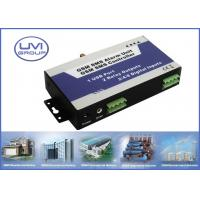 China RTU22 850 / 900 / 1800 / 1900 Mhz GSM Remote Controllers / Quad Band GSM SMS Controller on sale