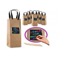 Quality Customized wine bag by material, printing, size wholesale