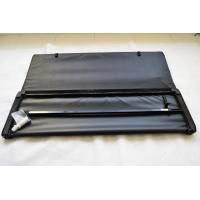 China OEM Size Tonneau Bed Cover 1 Year Warranty Black For D-MAX 2013 4 Doors on sale