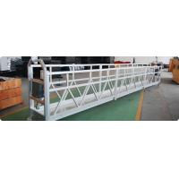 Cheap Rope Suspended Platform, Wire Transferred Window Cleaning Platform 1.8KW x 2 for sale