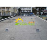 Quality Aluminum Flat Roof Solar Racking System , Photovoltaic Mounting System OEM wholesale