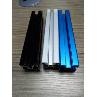 Quality Industrial 6063 Alloy Extruded Aluminum Profiles T Slot L Slot With  Anodize Oxidation wholesale