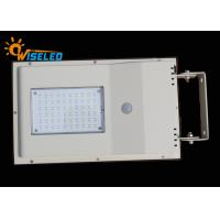 Quality Portable 8W Garden Solar LED Street Light With PIR Motion Senser Control wholesale