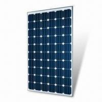 China 230W Mono Solar Panel Module with 16% Cell Efficiency and TÃœV Mark on sale