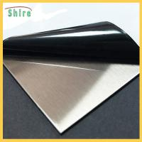 Quality Customrized Thickness Stainless Protective Film Anti Scratch Protective Film wholesale