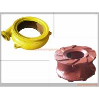Quality Diferent Color Stainless Steel Slurry Pump Parts Slurry Pump Expeller OEM / ODM Available wholesale