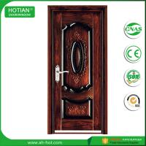 Quality Modern Saftey Iron Main Door Steel Security Door Design wholesale