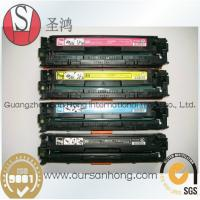 China Compatible HP CB540A Color Toner Cartridge for CP1215/1515/1518/CM1312 on sale