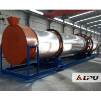 Buy cheap Professional Rotary Manure Dryer for Organic Fertilizer Production from wholesalers