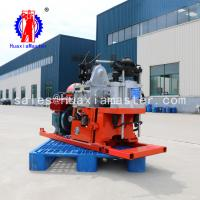 China Hydraulic geophysical drilling machine lightweight mountain drilling machine aluminum alloy material lifting lightweight on sale