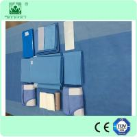 The Directly Price from Manufacturer Disposable Hip Orthopedic surgical drape pack