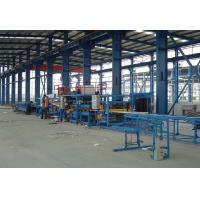 Quality Roof And Wall Sandwich Panel Production Line, Polystyrene EPS Sandwich Panel Line wholesale